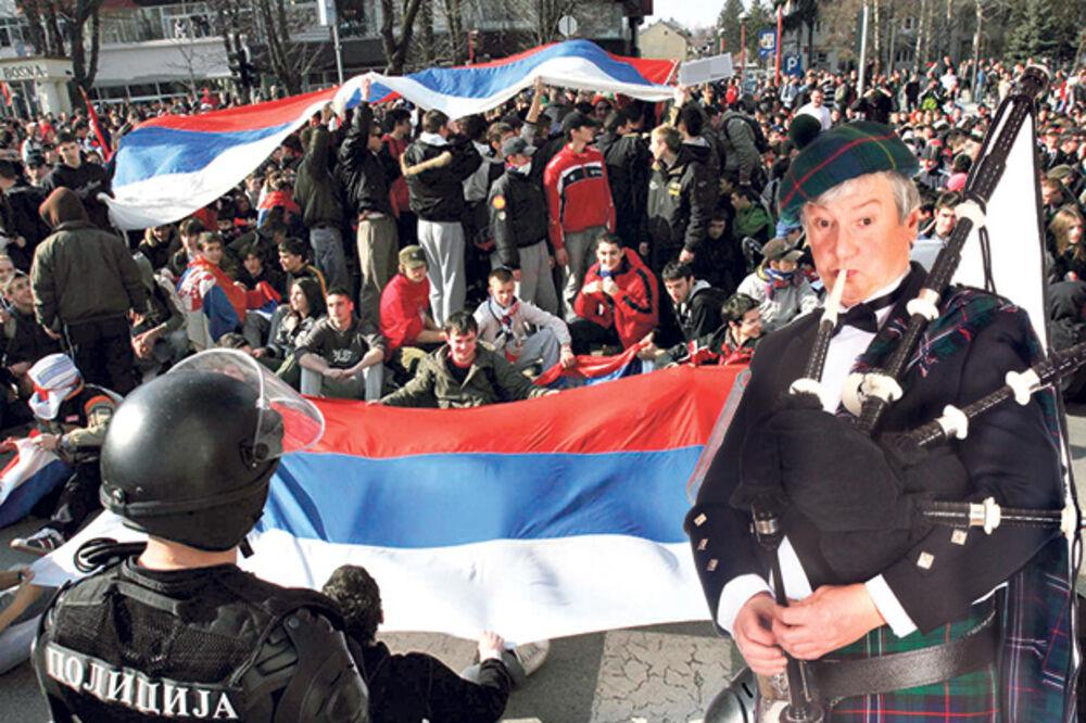 SRBI PRATE REFERENDUM: Uz škotsko da i do samostalne RS