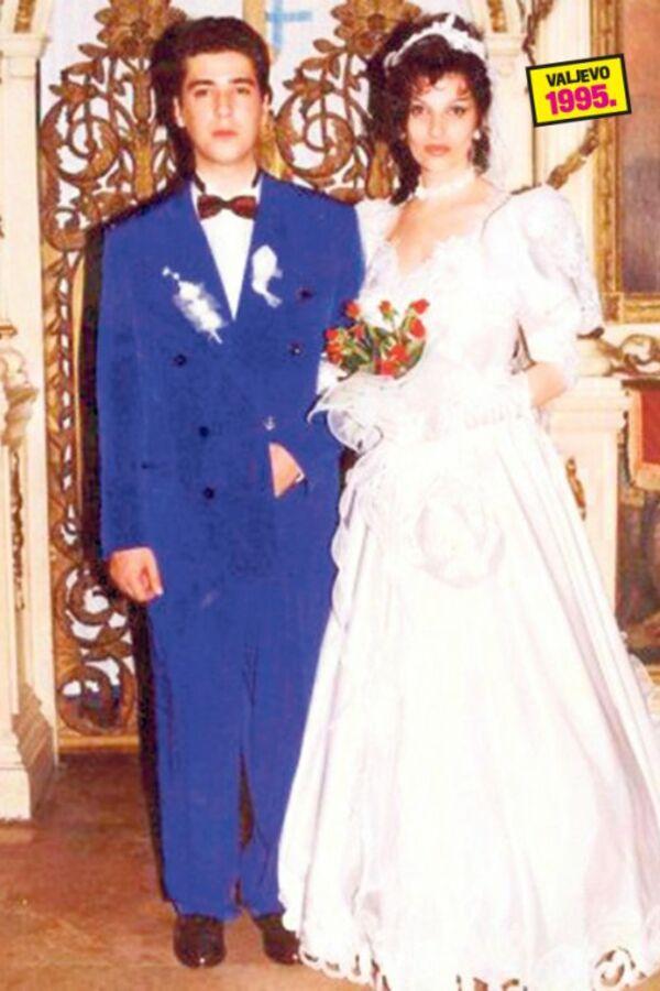 Željko molio crkveni sabor da mu ponište prvi brak!