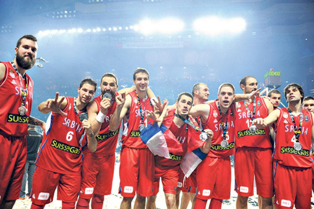 ČUDO: Košarkaši Srbije nemaju klub, a igrali finale SP