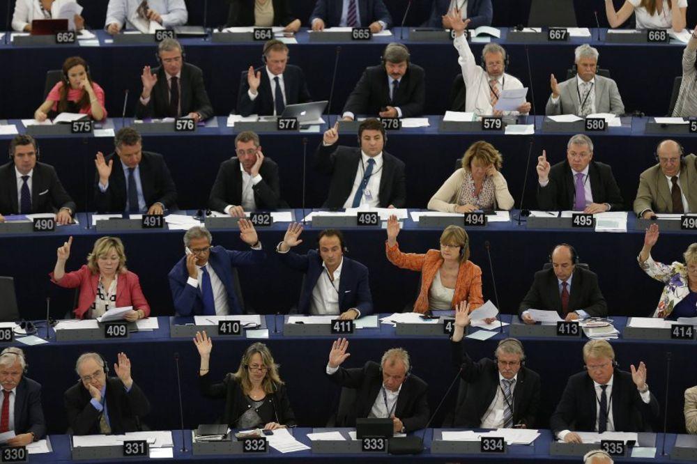POTPISANO: Parlamenti EU i Ukrajine ratifikovali sporazum o pridruživanju