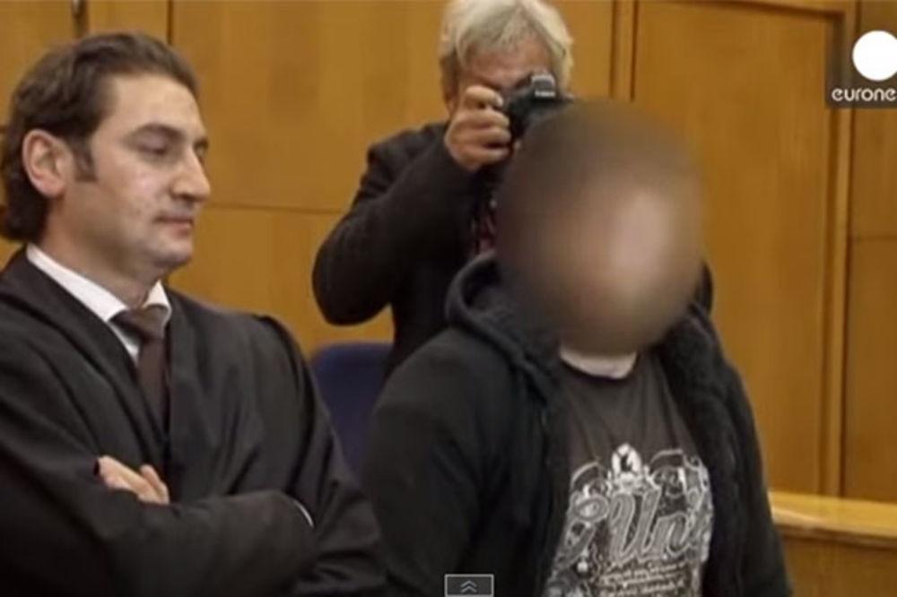 (VIDEO) PRETI MU 10 GODINA ROBIJE: Nemačka prvi put sudi džihadisti ISIS poreklom sa Kosova