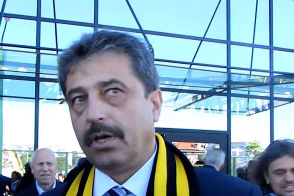 PREDAO SE U BEOGRADU: Uhapšen bugarski tajkun Cvetan Vasilev!