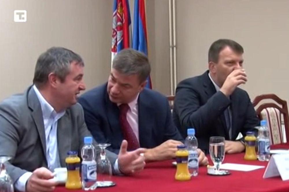 Mirović i Bajatović: Pala Vlada Vojvodine