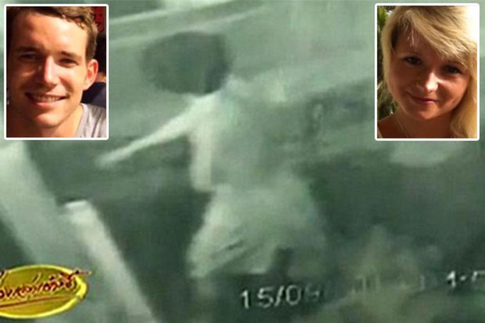 (VIDEO) DA LI JE OVO UBICA? Policija objavila snimak čoveka koji je pratio ubijene turiste!