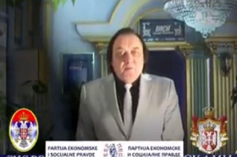 REPUBLIKO SRPSKA, JADNA LI TI MAJKA: Za Srbina rodila ga nana! (VIDEO)