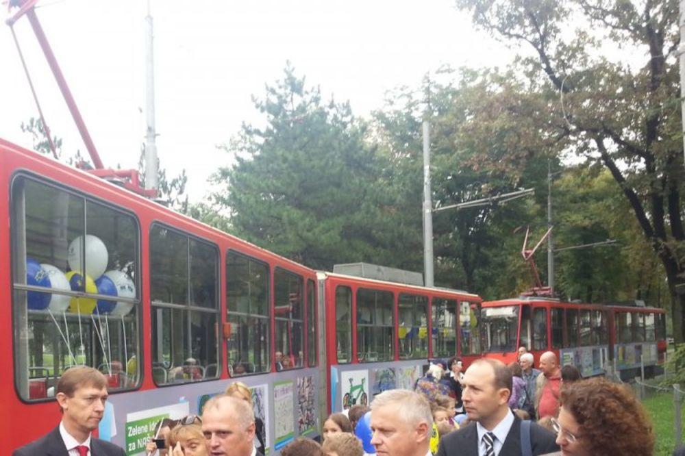 VESIĆ: U Beogradu ubuduće više prostora za pešake i bicikliste!