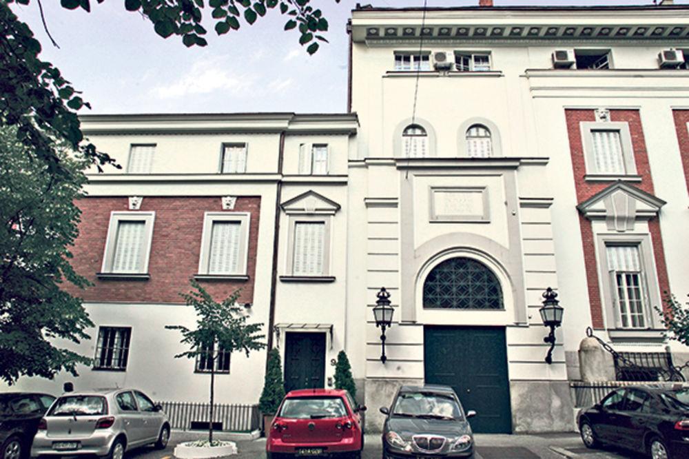Ambasada Italije: Nismo se žalili na Dačića