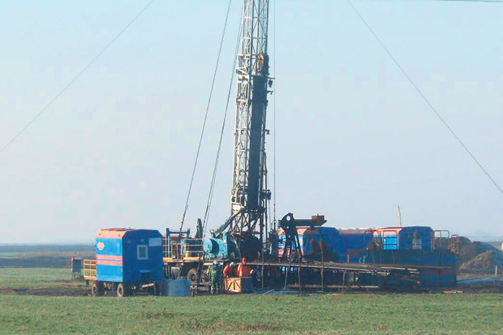RUDNA RENTA: Traže svih tri odsto od crpljenja nafte i gasa