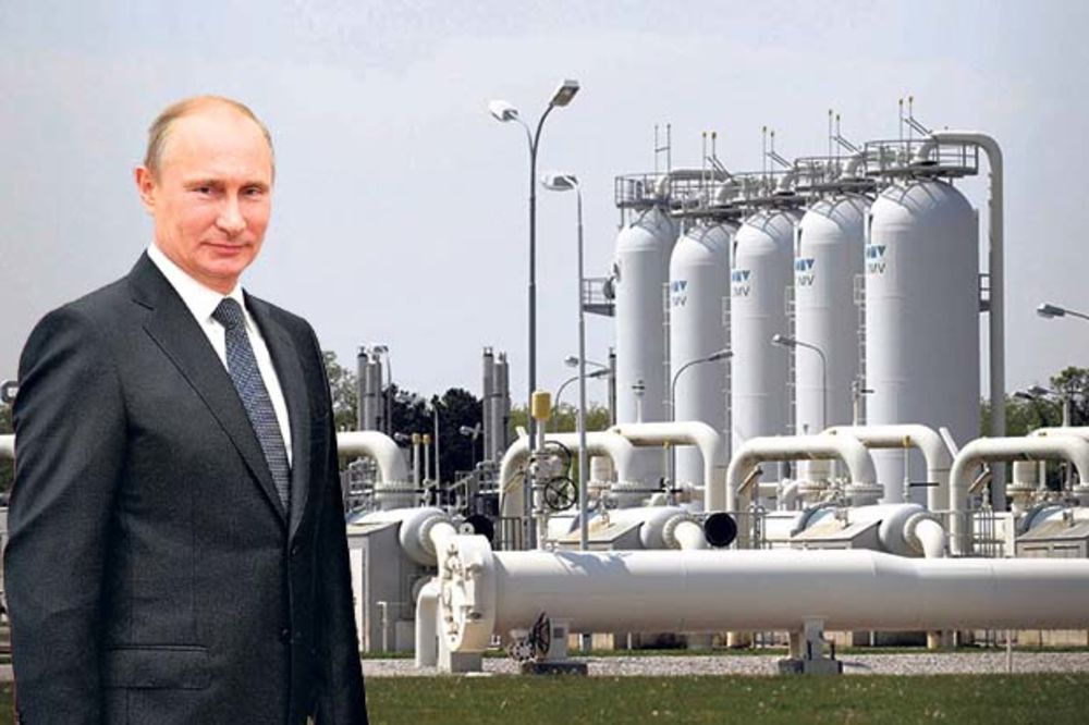 PANIKA U EVROPI: Putin zavrće gas, ceo Balkan čeka humanitarna katastrofa!