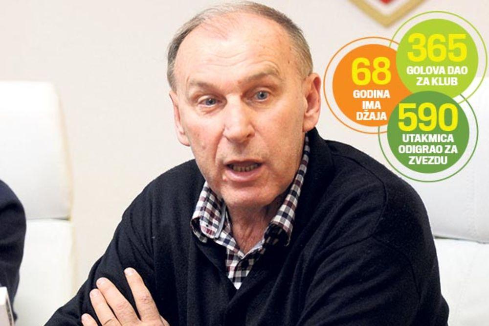 Dragan Džajić za Kurir: Zvezda je stalna žrtva terora FSS