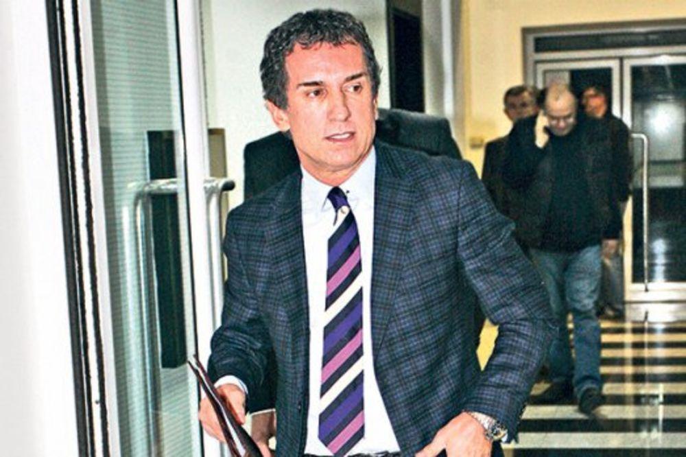 Dragan Đurić obećao plate štrajkačima