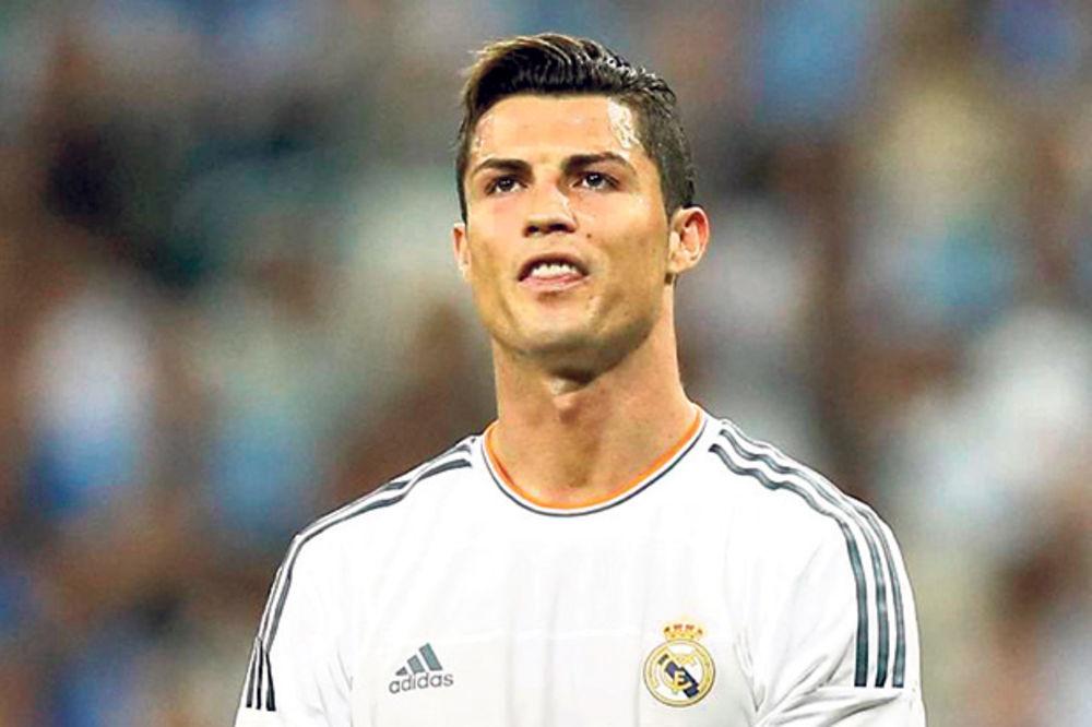 ČETIRI GOLA DO REKORDA: Ronaldo ruši Raula!