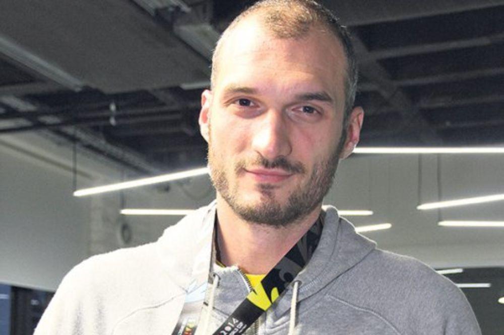Marko Simonović u Kuriru: Ovo sam sanjao!