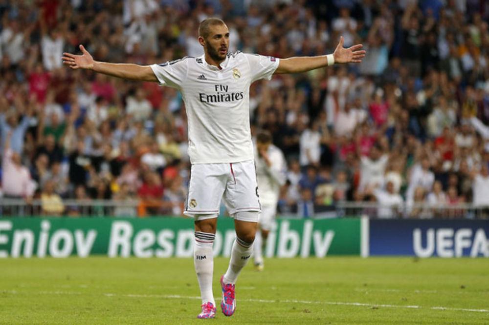 KAKAV JUBILEJ: Real postigao 1000. evropski gol