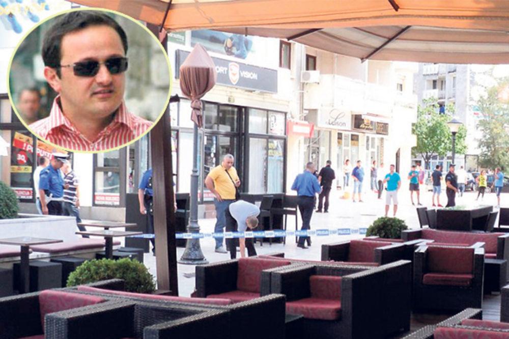 RAT NA ULICAMA BARA: Osmanagić ubijen pred sinom (2) i najboljim prijateljem!