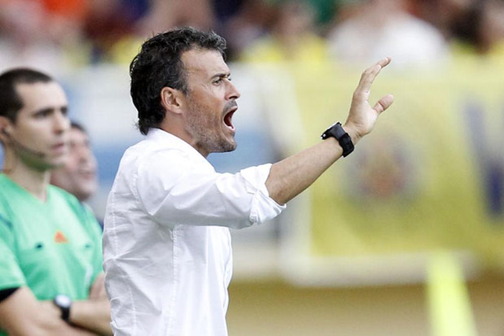 TRENER BARSE BAŠ MRZI MADRIĐANE: Želim Realu da izgubi sve utakmice