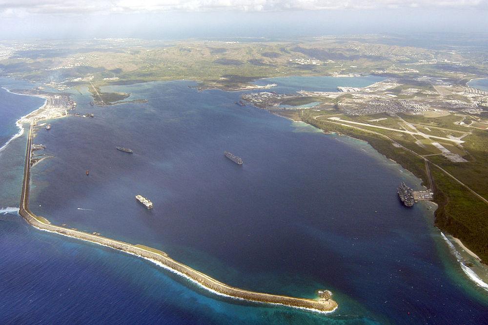 Snažni zemljotresi na ostrvu Guam i istoku Japana