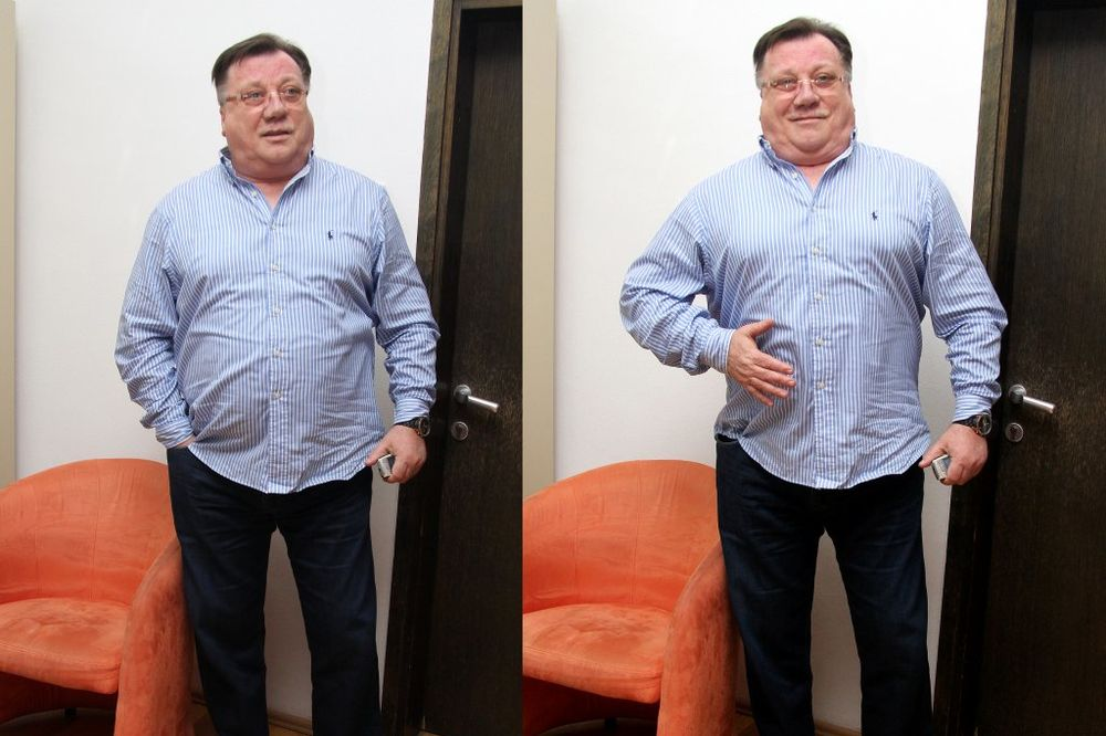 DESILO SE ČUDO: Halid Bešlić za 10 dana smršao 10 kilograma!