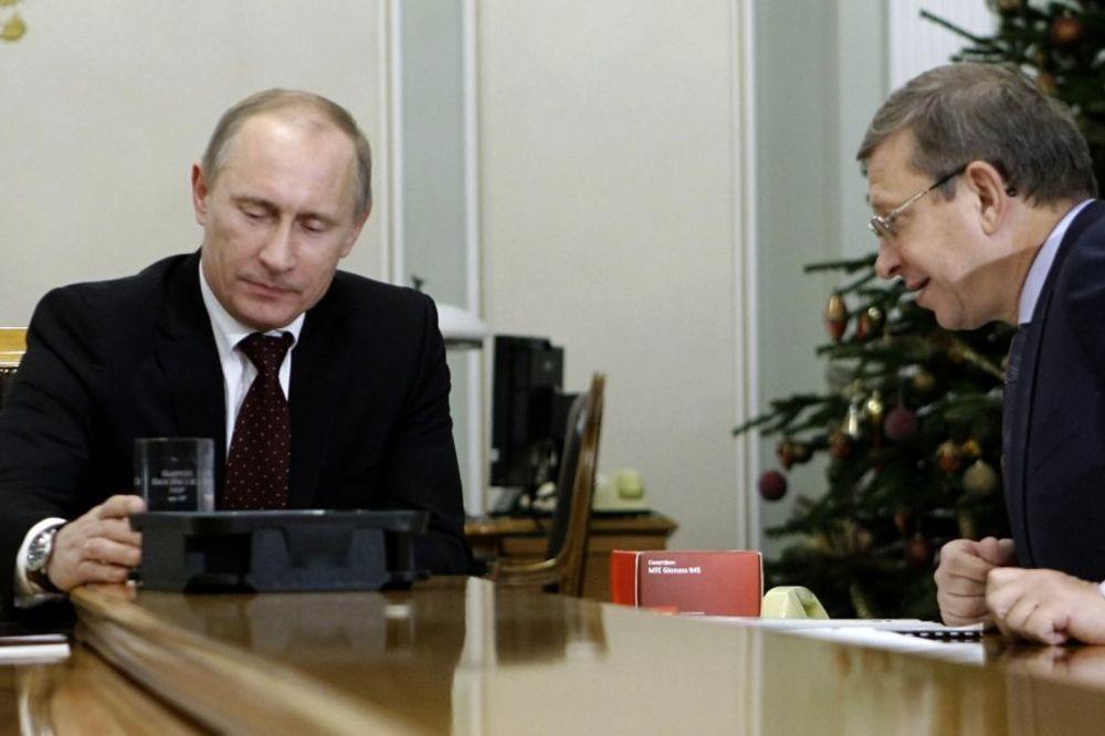 PUTIN ZATVORIO TAJKUNA: Ruski milijarder izgubio 8 milijardi za dan!