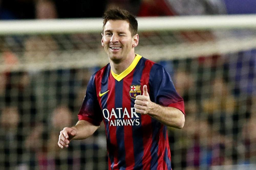 PRE 14 GODINA: Na današnji dan Mesi je stigao u Barselonu!