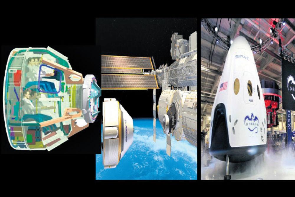 PREOKRET: Boing i Spejs-eks prave letelice za NASA