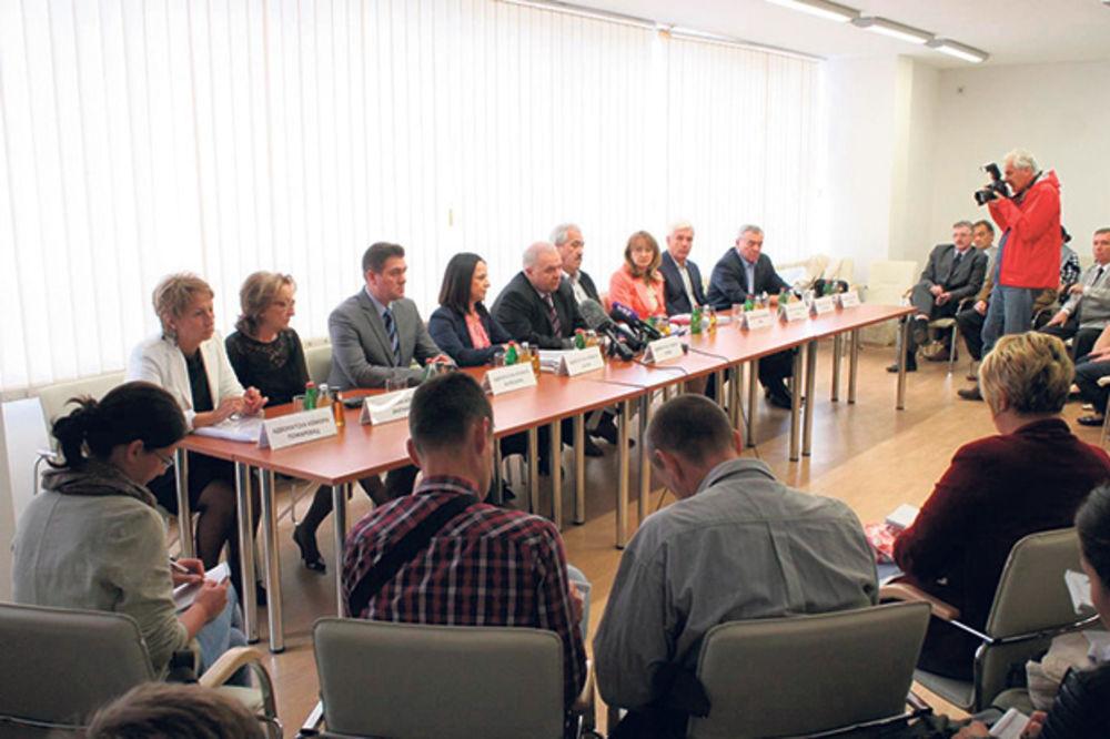 OBUSTAVA RADA: Advokatima zabranjen ulazak u sud, tužilaštvo i organe uprave!