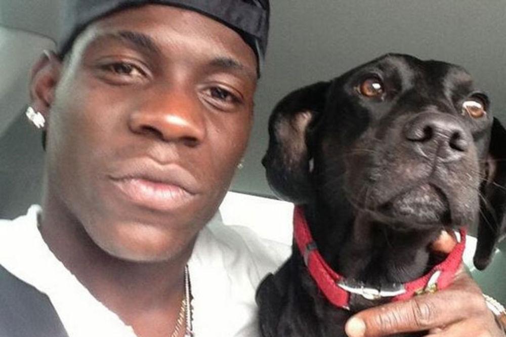 SVAKA ČAST MARIO: Baloteli donirao izgradnju azila za pse