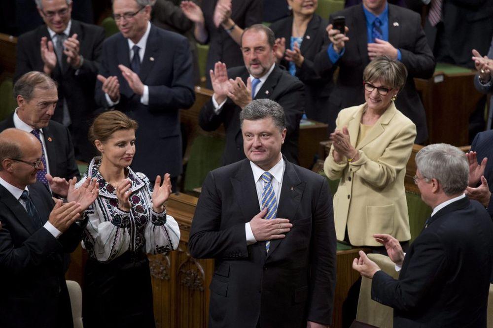 UŽIVO DAN 213 POROŠENKO: Ukrajina je prešla Rubikon i opredelila se za Zapad