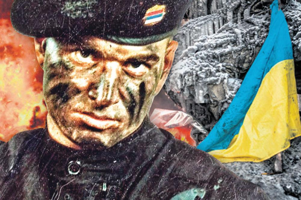 PSI RATA: Legijini ljudi ubijaju u Ukrajini za 10.000 dolara!