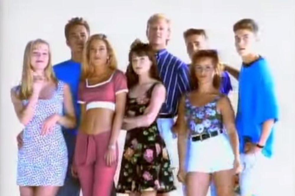 (VIDEO, FOTO) NJIH STE OBOŽAVALI 90: Gde su i šta rade zvezde hit serije Beverli Hils!