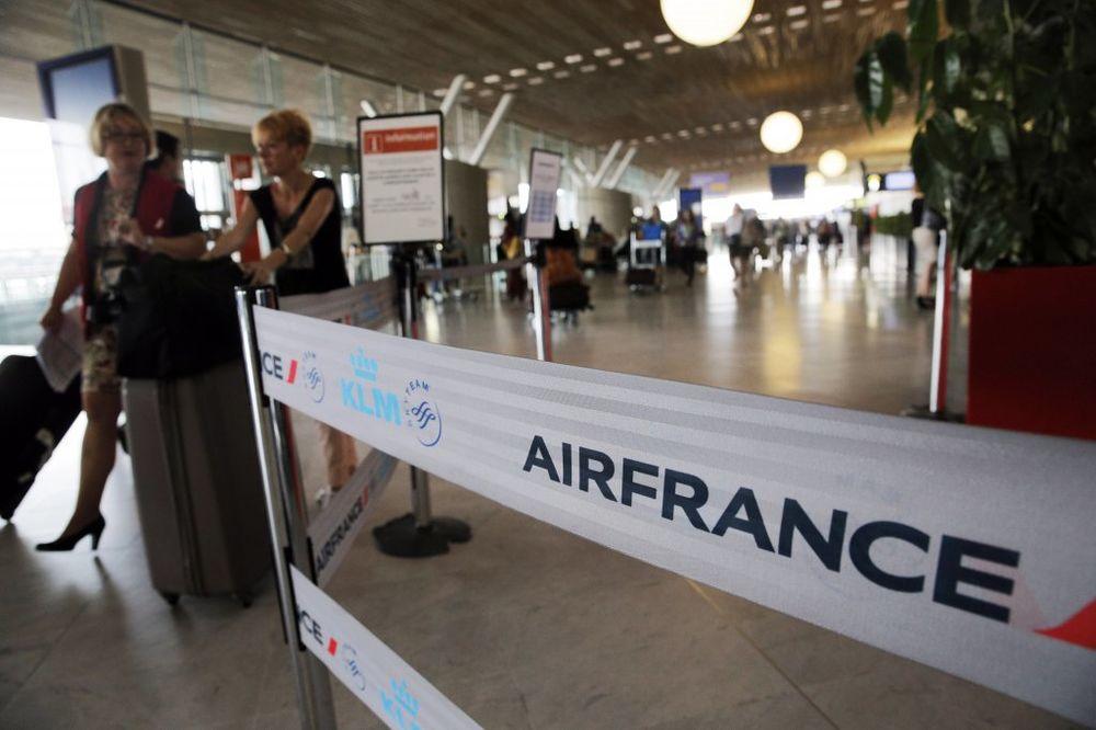 OBUSTAVLJENO 60 ODSTO LETOVA: Štrajk pilota Er Fransa nastavlja se i naredne nedelje