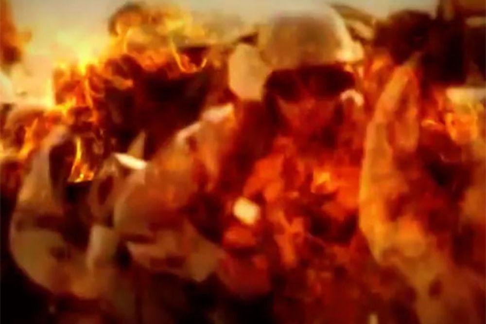 (VIDEO) ISIS U HOLIVUDSKOM STILU: Upozorenje Americi kao reklama za akcioni film