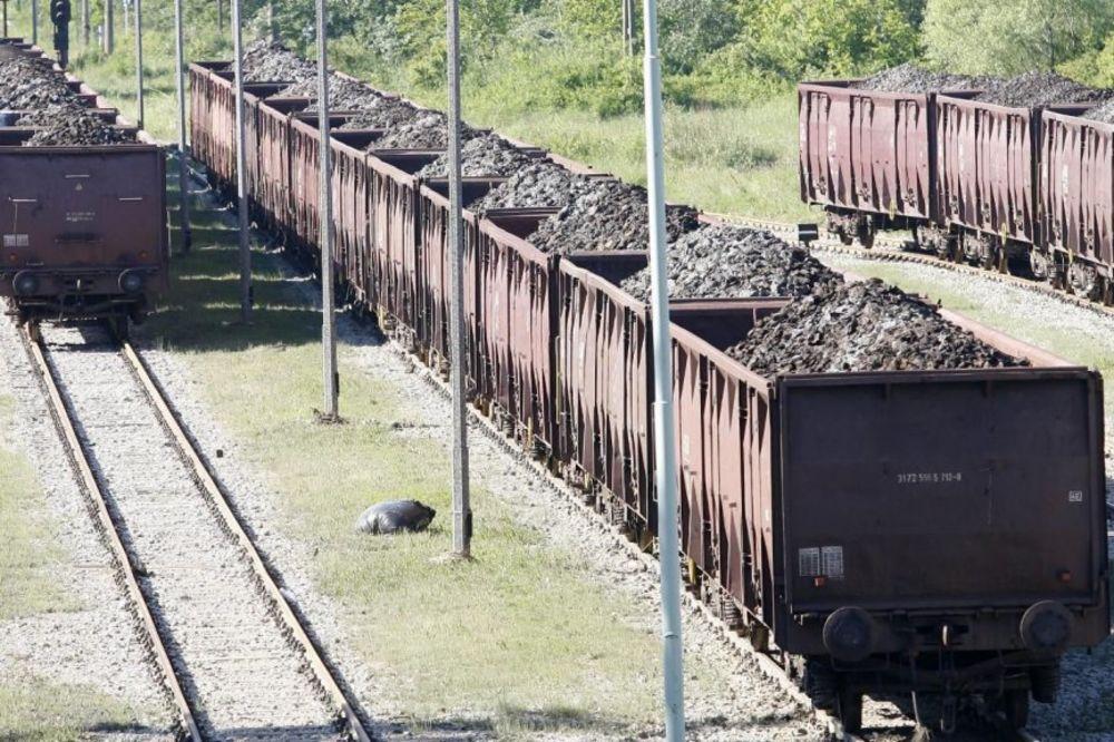 Kragujevčani ugalj nabavljaju u Bosni i s Kosmeta