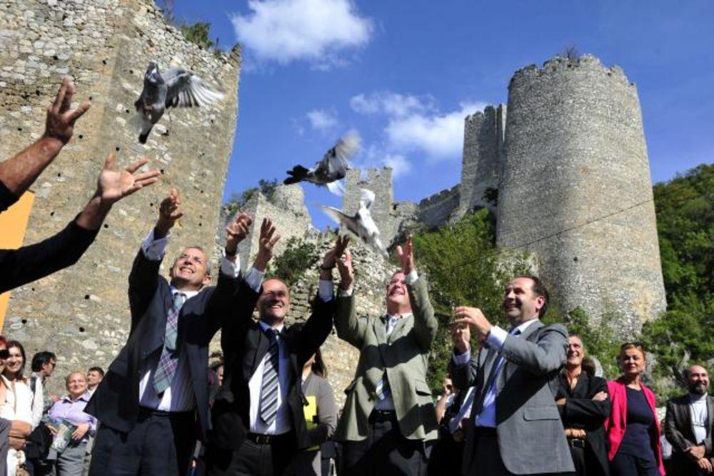 Počela obnova golubačke tvrđave