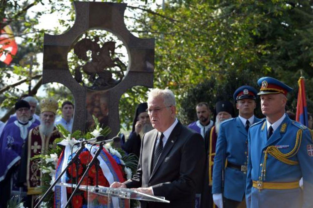 Nikolić: Večna zahvalnost srpskim i ruskim vojnicima poginulim u Prvom svetskom ratu!
