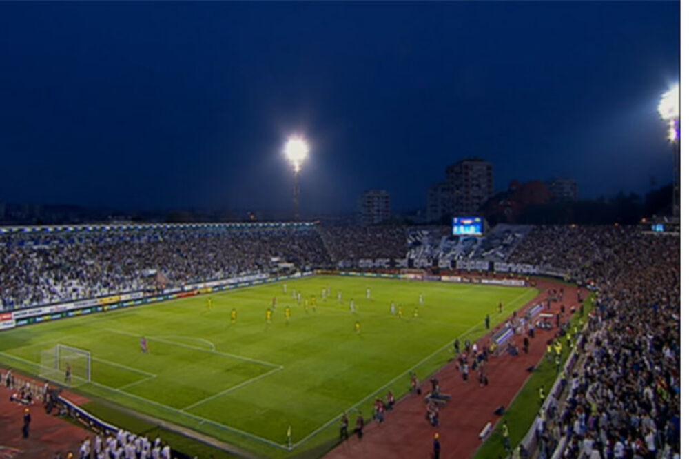 CRNO-BELI NADIGRALI ENGLEZE: Hrabri Partizan osvojio bod protiv Totenhema