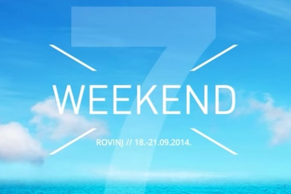 Počeo Weekend Media Festival u Rovinju