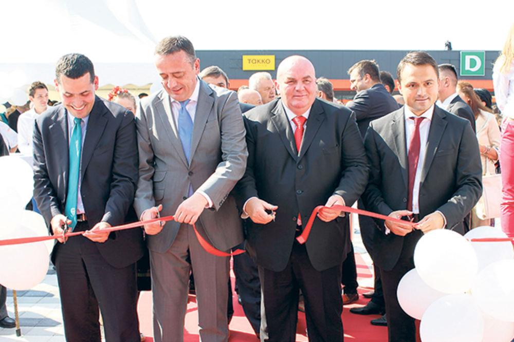 VIVO U JAGODINI: Investicija od 15 miliona evra i 300 novih radnih mesta