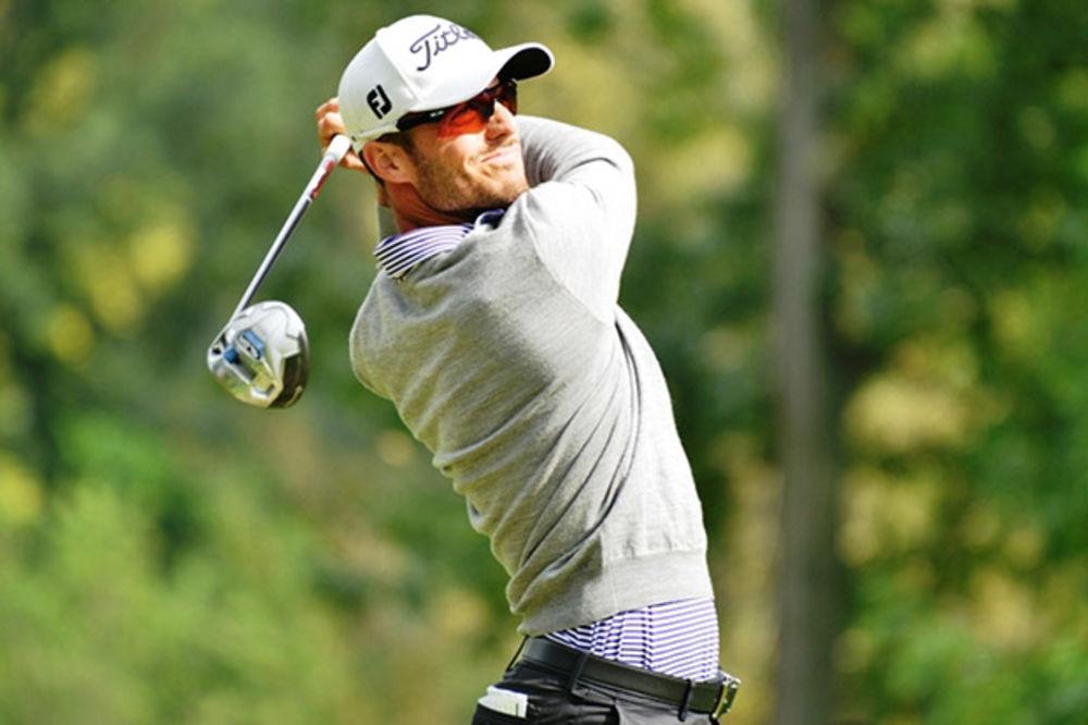 TRIJUMF NEMANJE SAVIĆA: Najbolji srpski golfer briljirao na Adi