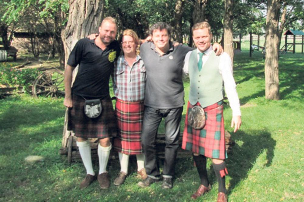 Vojvođanski Škoti tražili nezavisnost