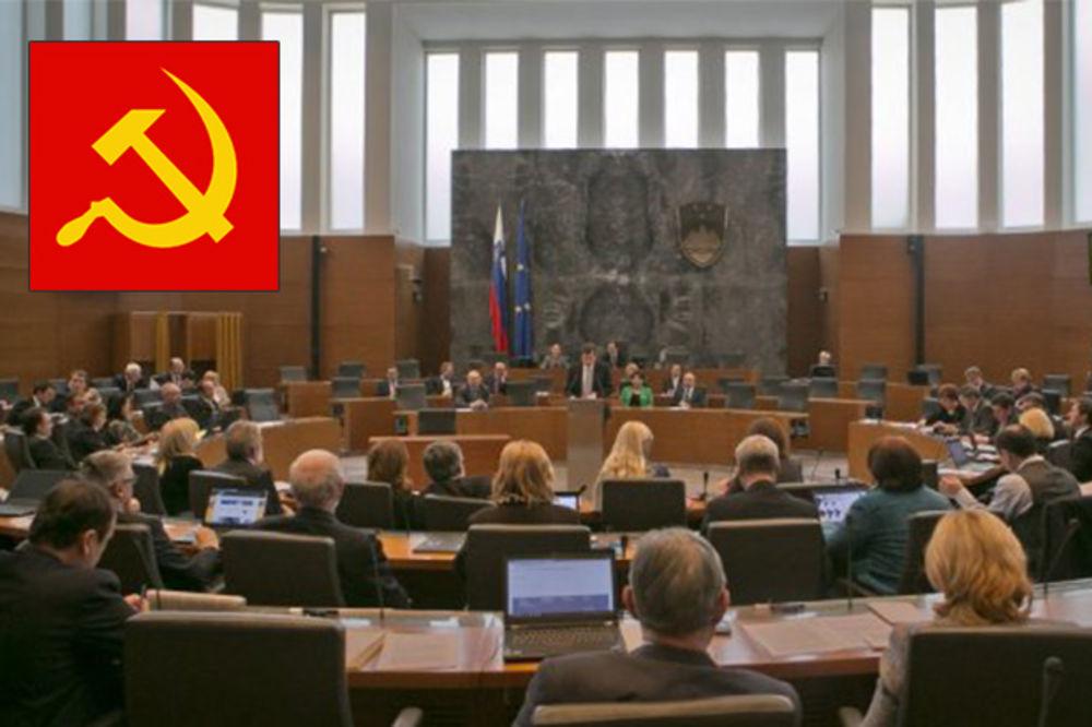 POVRATAK KOMUNIZMA: Drugarice i drugovi vratili se u parlament u Ljubljani