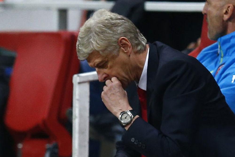 JOŠ GA BOLI: Venger nikako da prežali nedolazak Ronalda u Arsenal