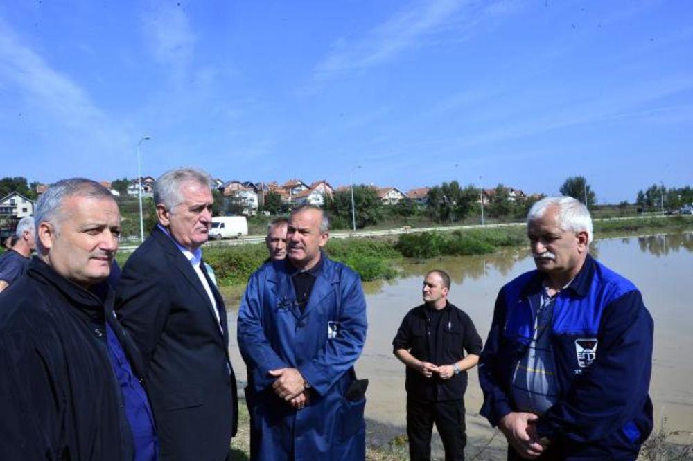 Nikolić: Srbija pati zbog nepogoda kakve se ne pamte
