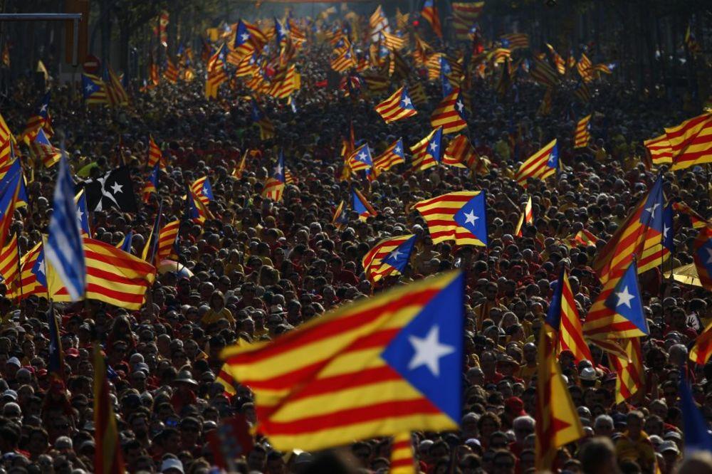 VLADA ŠPANIJE PROTIV: Referendum o nezavisnosti Katalonije 9. novembra