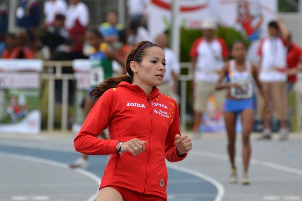 IZ INATA:  Razgolita se španska atletska šampionka
