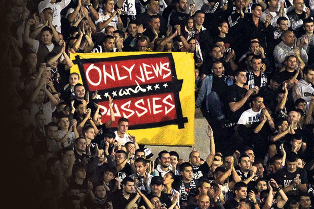 SRAMOTA: Englezi traže da se Partizan izbaci iz UEFA!