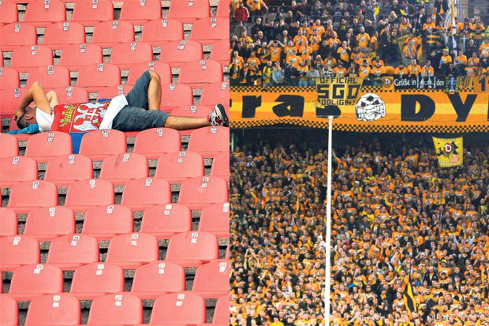 PORAŽAVAJUĆE: Superligu gledaju manje nego tim iz 3. lige Nemačke!