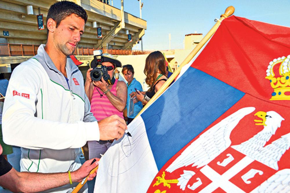 DEJVIS KUP: Ako Novak igra, Hrvati bez šansi!