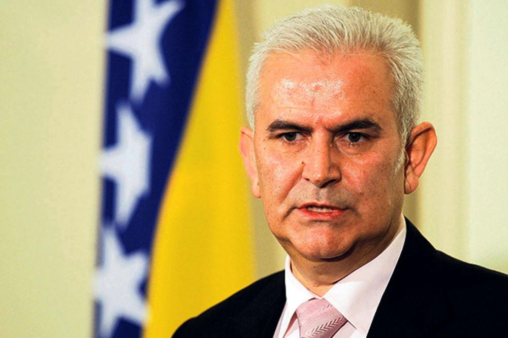 Živko Budimir: Dodik kao da je četnik Draža