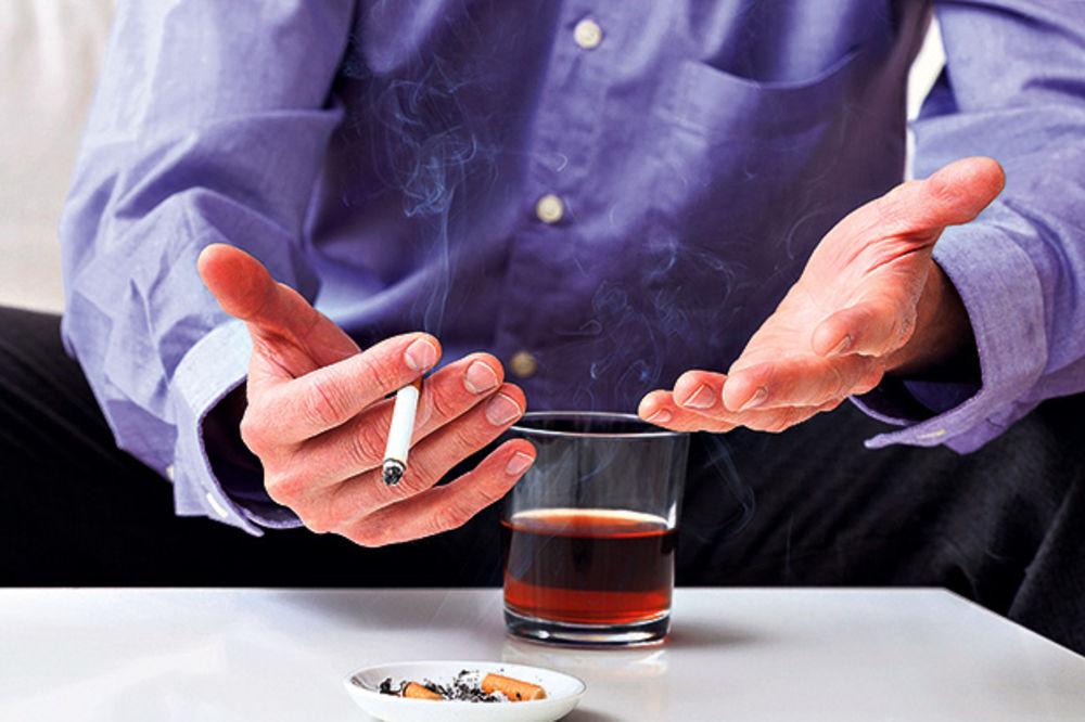 POTROŠNJA GRAĐANA SRBIJE: Ne jedemo, al' zato pijemo, pušimo i gutamo lekove!
